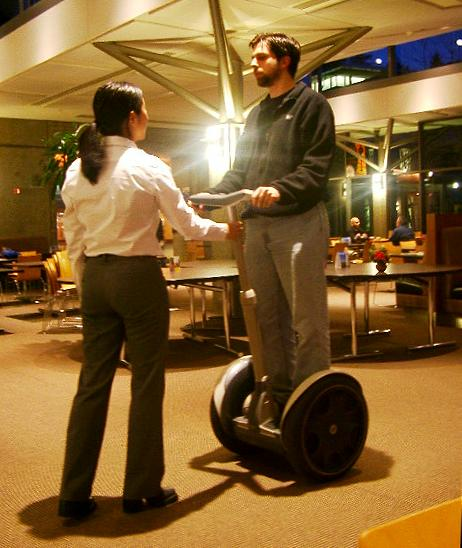 segway human transporter essay The segway human transporter (ht) i180 is our most versatile and colorful model with new fenders, wheels and battery options, it was designed for extended range .