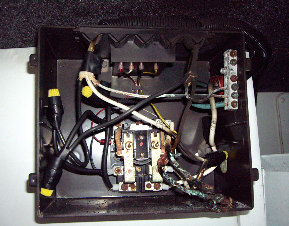 Automatic Transfer Switch Failure May 16 2011